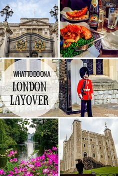 From a visit to Buckingham Palace to a trip to the Tower of London, there are so many things to do on a layover in London | Seeing London on a Long Heathrow Layover