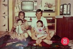 Image result for 80's family home
