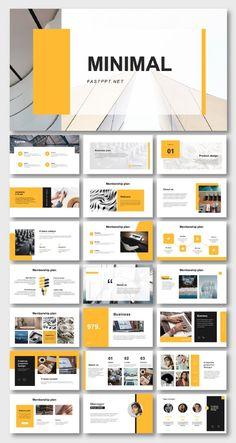 Clean Business & Introduction PowerPoint Template – Design is art Design Slide, Graphisches Design, Web Design Trends, Flat Design, Simple Web Design, Design Blog, Logo Design, Powerpoint Design Templates, Presentation Design Template