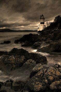 Cloch Lighthouse, Gourock, Scotland