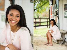 High School Senior Portraits :: Cary Senior Photographer