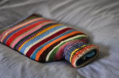 I want to knit me one of these! Q