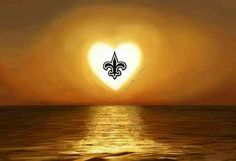 I LOVE MY SAINTS!!! ♡