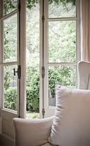 Cremone bolt doors - ideas for french doors out to pool area. Busy Days Worthwhile: Cremone Bolt Hardware for our French Door this is a good article to read about the bolt and tells you where you can buy them. Interior Barn Doors, Interior Exterior, Interior Design, Exterior Doors, Rustic Exterior, French Interior, Cremone Bolt, Sweet Home, French Windows
