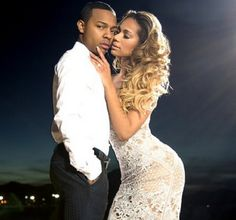 Bow Wow & Erica Mena's engagement photos are perfection. People can say a lot of negative things about their relationship, but these images are beautiful.