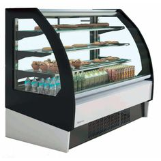 Infrico VBR Refrigerated Display Unit   www.frostcateringequipment.com.au