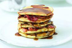 Pancakes, Sweets, Breakfast, Food, Celebrity, Morning Coffee, Gummi Candy, Candy, Essen