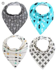 baby bibs infant Bandana Drool Bibs, baby Boys baby girl 4 Pack, Soft Cotton w/ Snaps, Cute Baby Gift #>=#>=#>=#>=#> Click on the pin to check out discount price, color, size, shipping, etc. Save and like it!