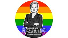 Hillary Clinton lanza un precioso vídeo sobre matrimonio igualitario - Oveja Rosa - Revista web sobre familias homoparentales
