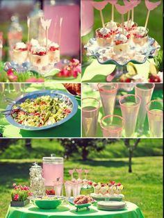 Perfect setting for a Brunch or Summer get together