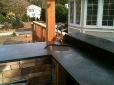 Pro #399354 | Ebbcast Corp. | Glen Cove, NY 11542 Pelham Manor, Leaking Basement, Glen Cove, Granite, Kitchen Remodel, Countertops, Deck, Outdoor Decor, Home Decor
