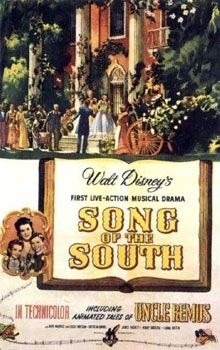 Song of the South disney movie poster