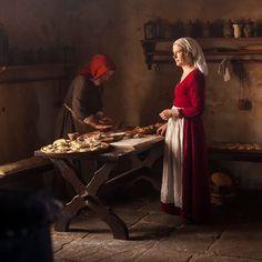 Ronneburg 2015 – Leipomista, ompelua ja kuumuutta / Baking, sewing and sweating   Neulakko