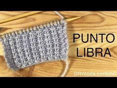 YouTube Tunisian Crochet, Knit Crochet, Crochet Hats, Knitting Stitches, Knitting Patterns, Finger Crochet, Baby Cardigan Knitting Pattern, Hairpin Lace, Pearl Flower