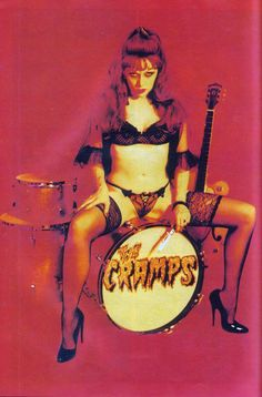 The Cramps' Poison Ivy