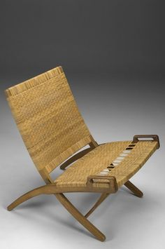 fantastic hans wegner folding chair