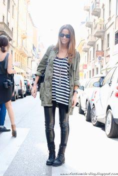 Fashionvibe » Zina Charkoplia Fashion Blog » Milan Fashion Week Part 3