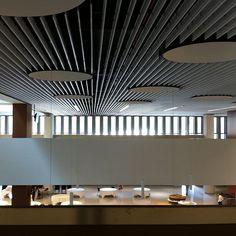 Nuevo edificio de Económicas, Derecho y Másteres de la Universidad de Navarra