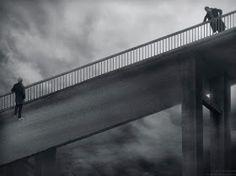 La Aldea Irreductible: El mundo escheriano de #ErikJohansson #Fotografía