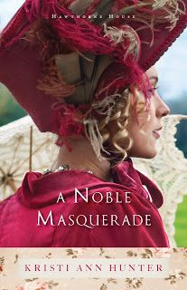 "Living the life of nobility can be oppressive and demanding. There are restrictions for every aspect of life. Lady Miranda longs to be free of the expectations placed on her, but will she have the courage to stand up to her mother and her ""lady lessons""? Bookworm Mama: A Noble Masquerade - Hawthorne House Book 1 - @kristi"
