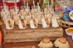 Decoração pra festa junina... Ou uma festa de aniversário infantil nessa época do ano!