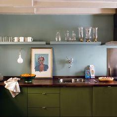 kitchen dark