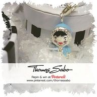 One lucky winner will be drawn on December 10th, 2012! Important: Your facebook or twitter account must be linked to your Pinterest profile! Terms and conditions: images.thomassabo...