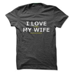 I Love My Wife - She Lets Me Go Running