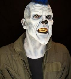 The Clown | Evil Clown Foam Latex Prosthetic | Halloween Masks? Better | The Scream Team