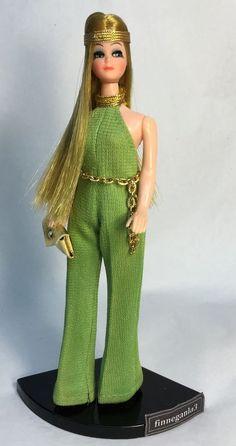 Vintage Topper Dancing Dawn Doll/P11A (Small Head) In Dawn Size Fashion