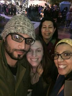 Vahid, Rachael, Zohreh and Saba 2015