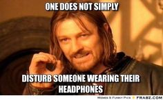 One does not simply... - One Does Not Simply Meme Generator Captionator