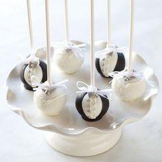 10 delicados pop cakes para bodas que te dará pena comer - IMujer