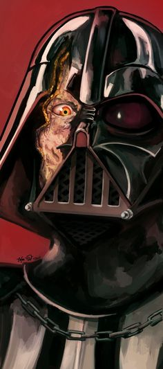 Darth Vader artwork – Star Wars… Darth Vader artwork – Star Wars Poster – Ideas of Star Wars Poster – - Star Wars Jedi, Star Trek, Star Wars Fan Art, Star Wars Poster, Darth Vader Artwork, Darth Vader Tattoo, Batman Tattoo, Anakin Vader, Anakin Skywalker