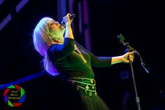 Debbie Harry at the TBD Festival in Sacramento Oct. 2014