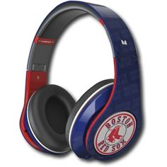 CASCA BEATS BY DR DRE MONSTER STUDIO HD RED SOX OVER-THE-EAR BLUE 129528