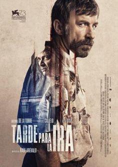"""Raúl Arévalo.""""Tarde para la ira"""". España, 2016. Encuentra esta película en la Mediateca: DVD-ARÉVALO-TAR"""