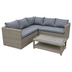 Royal Craft Wentworth Modular Corner Sofa Set – The UK's No. 1 Garden Furniture Store
