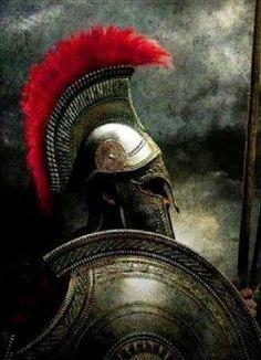 Warrior of Sparta Greek History, Ancient History, Ancient Rome, Ancient Greece, Gods Of War, Vikings, Spartan Tattoo, Rome Antique, Greek Gods