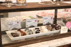 Glückskugeln aus der simply raw bakery/Vienna