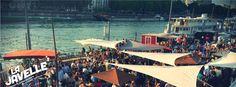 Spécial terrasse d'été : Balade au fil de l'eau sur La Javelle à Paris • La Parisine