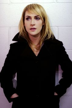 Emily Haines. (Cool is equal parts sexy and talented)
