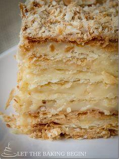 Russian Napoleon | Let the Baking Begin
