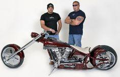 American Chopper -- for the love of bikes Occ Choppers, Custom Choppers, Custom Harleys, Custom Motorcycles, American Chopper, Orange County Choppers, Chopper Motorcycle, Motorcycle Style, Custom Street Bikes