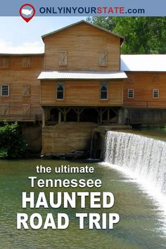 This Haunted Road Trip Will Lead You To The Scariest Places In Tennessee – Makeup – Woman – Beauty Vacation Places, Vacation Trips, Places To Travel, Vacations, Vacation Ideas, Vacation Spots, Travel Destinations, Real Haunted Houses, Haunted Hotel