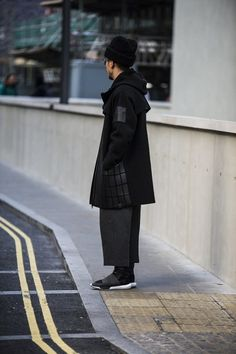 London. Street Style. Photo by Julien Boudet. menswear mnswr mens style mens fashion fashion style streetstyle