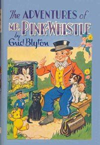 The Adventures of Mr. Pink-Whistle by Enid Blyton. I remember having this book.