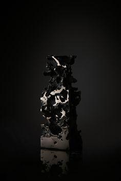Truncated Desire (2014) Bronze Sculpture by Driaan Claassen
