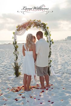Panama City Beach makes the perfect wedding spot!
