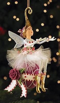 Xmas Krinkles'Sugar Plum Fairy' Large Ornament New in Box Patience Brewster 2013 | eBay